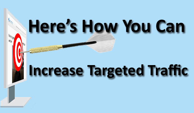 How you can increase traffic to your website
